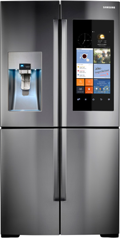 Samsung Family Fridge Reinvented